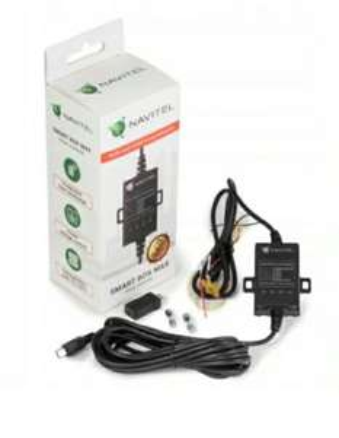 Navitel Smart box Max adapter zasilania kamery DVR