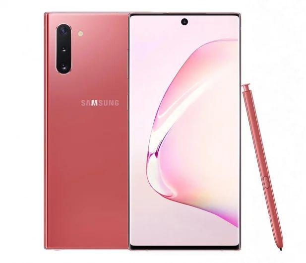 Samsung Galaxy Note 10 N970F Dual SIM 8/256 Aura Pink