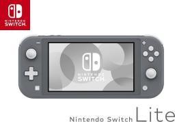 Nintendo Switch Lite Grey @morele