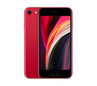 Apple iPhone SE 128GB (czerwony, wersja 2020) - taniej o 100 zł.