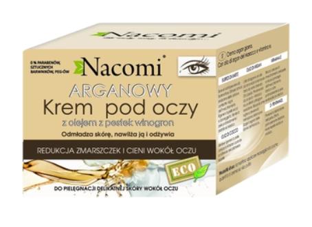 Kosmetyki Nacomi w dobrych cenach w @Hebe - zestawienie