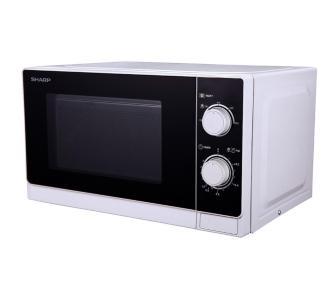 Kuchenka mikrofalowa Sharp R200WW, 20L, 800W