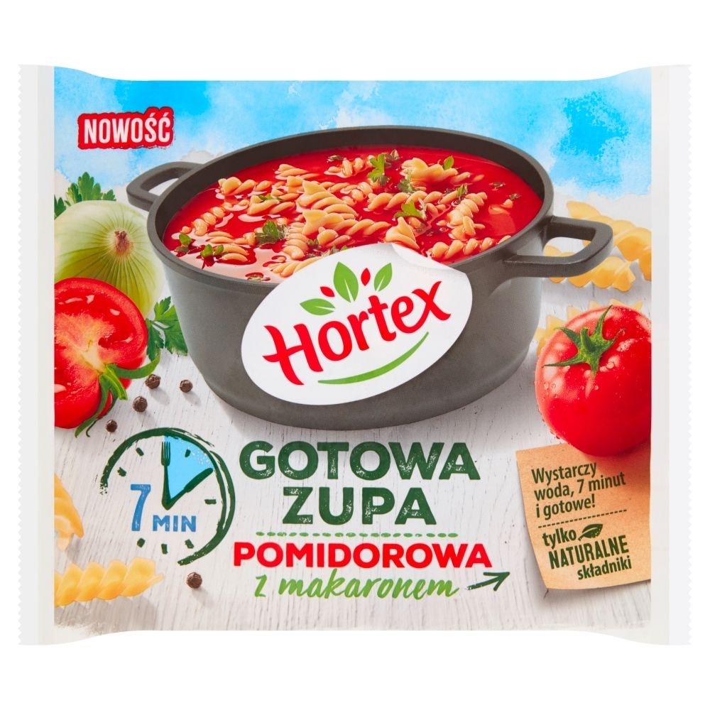Zupa pomidorowa z makaronem Hortex za 0,78 @Kaufland