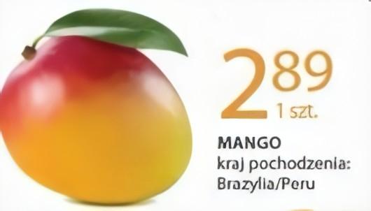 [E. Leclerc] Mango świeże