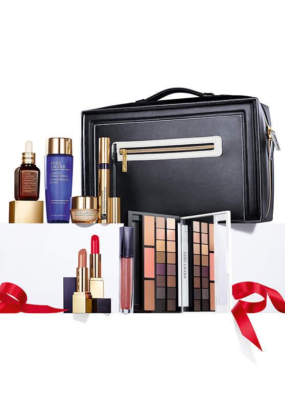 Kuferek z kosmetykami - oszczedzamy ok 50%.