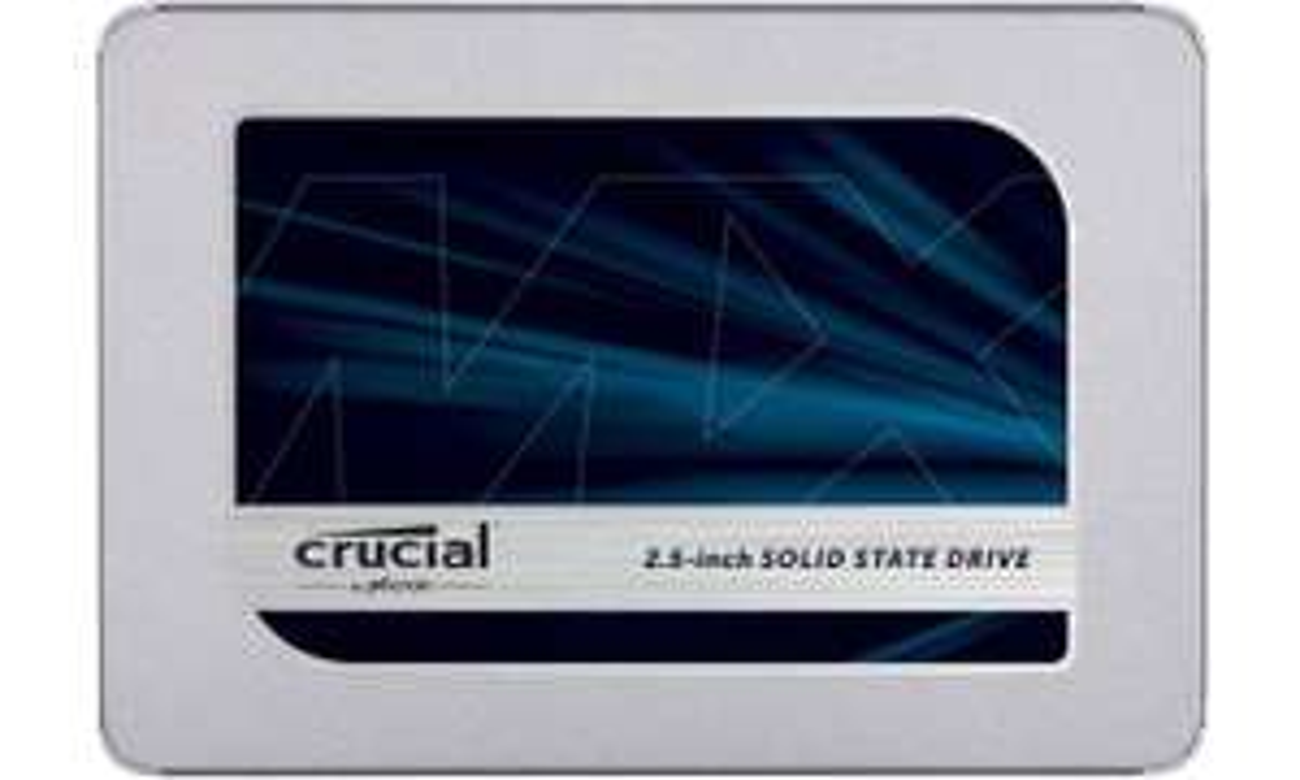 Dysk SSD Crucial Mx500 500Gb -10zł Newsletter @Zadowolenie