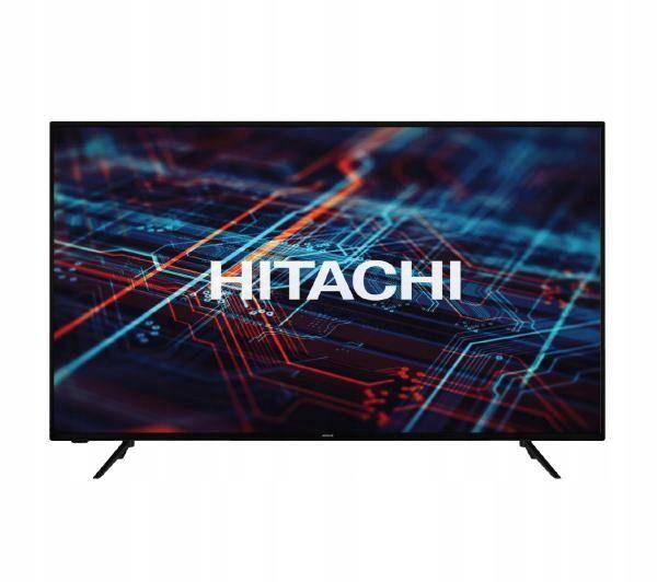 "Telewizor 55"" Hitachi 55HK5600, Direct LED, 50Hz, SmartTVue, IL 8s, 350cd, BPI 1200"