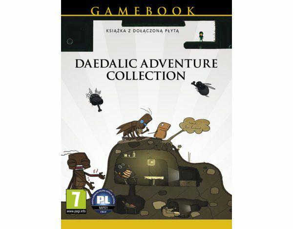 Gra PC Daedalic Advanture Collection (Gamebook) . Darmowy odbiór w sklepie.
