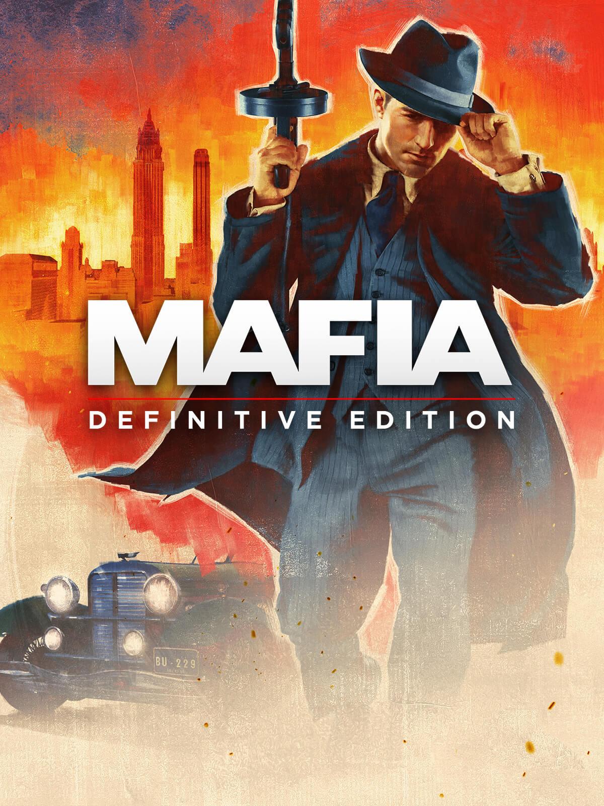 Mafia Definitive Edition PC @EpicGames VPN GRUZJA