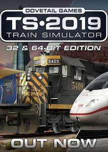Train Simulator 2019 klucz Steam Global