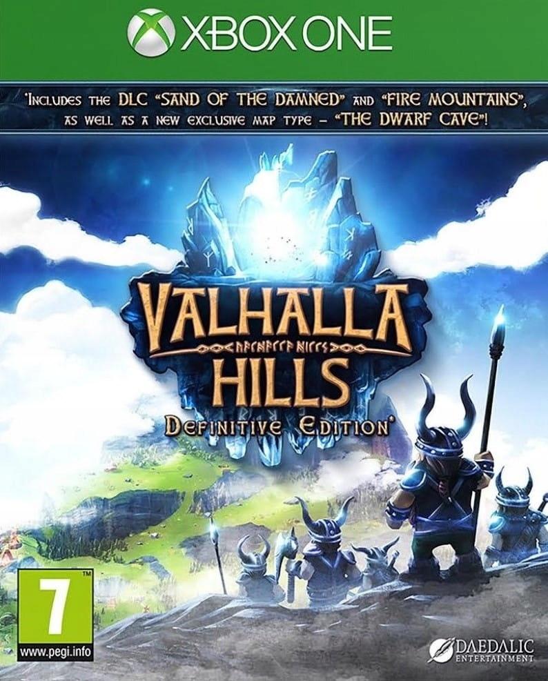 Valhalla Hills - Definitive Edition PL XBOX ONE