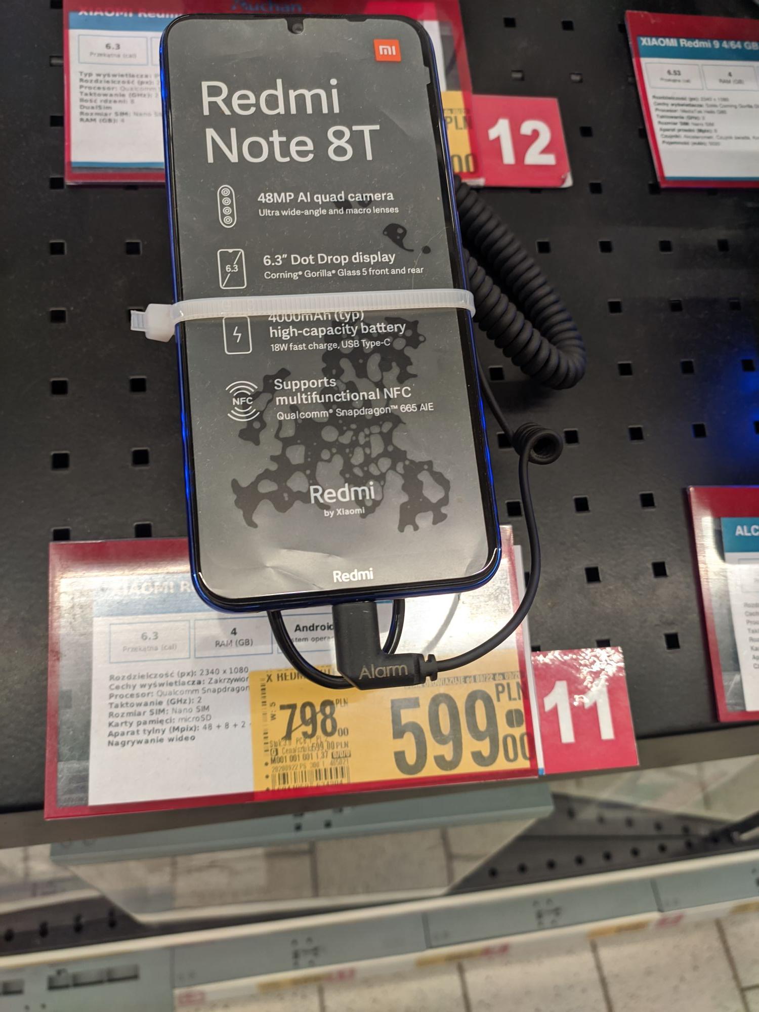 Redmi Note 8T 4/64 GB AUCHAN