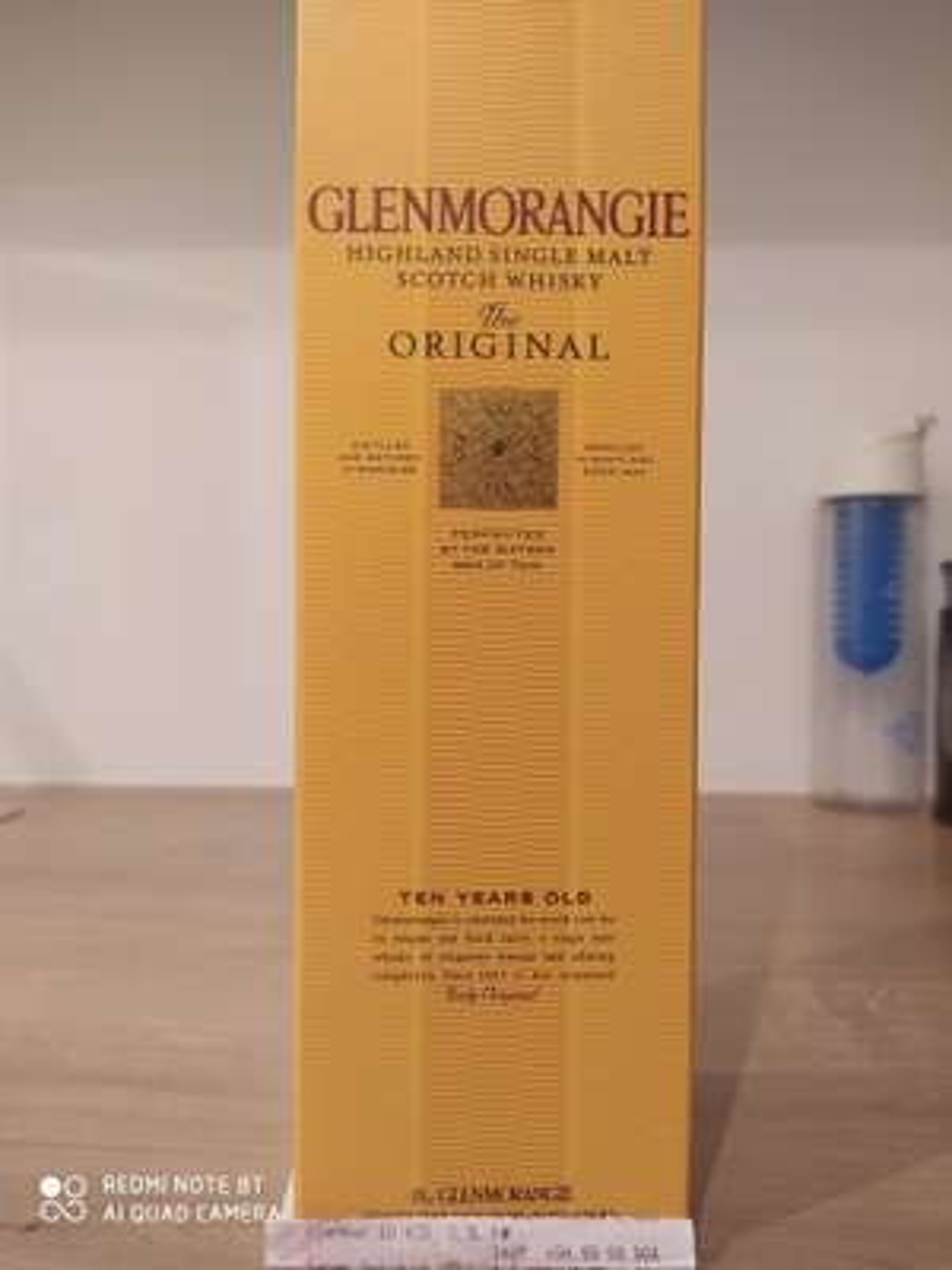 Whisky Glenmorangie Original 10 Years Old, 0,7 l Kaufland Kielce