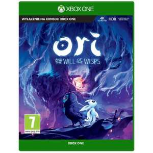 Ori and the Will of the Wisps Gra XBOX ONE (Zawiera darmowy upgrade do XBOX Series X)
