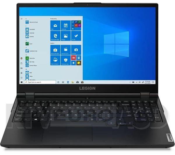 "Lenovo Legion 5 15ARH05 15,6"" AMD Ryzen 7 4800H - 8GB RAM - 256GB Dysk - GXT1650 Grafika - Win10"