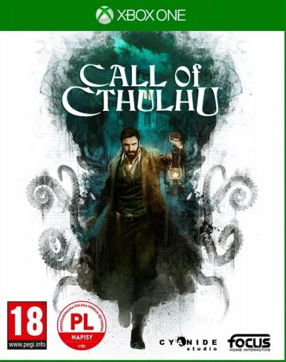 CALL OF CTHULHU / XONE / PO POLSKU / NOWA