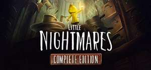 LITTLE NIGHTMARES COMPLETE EDITION @ Steam