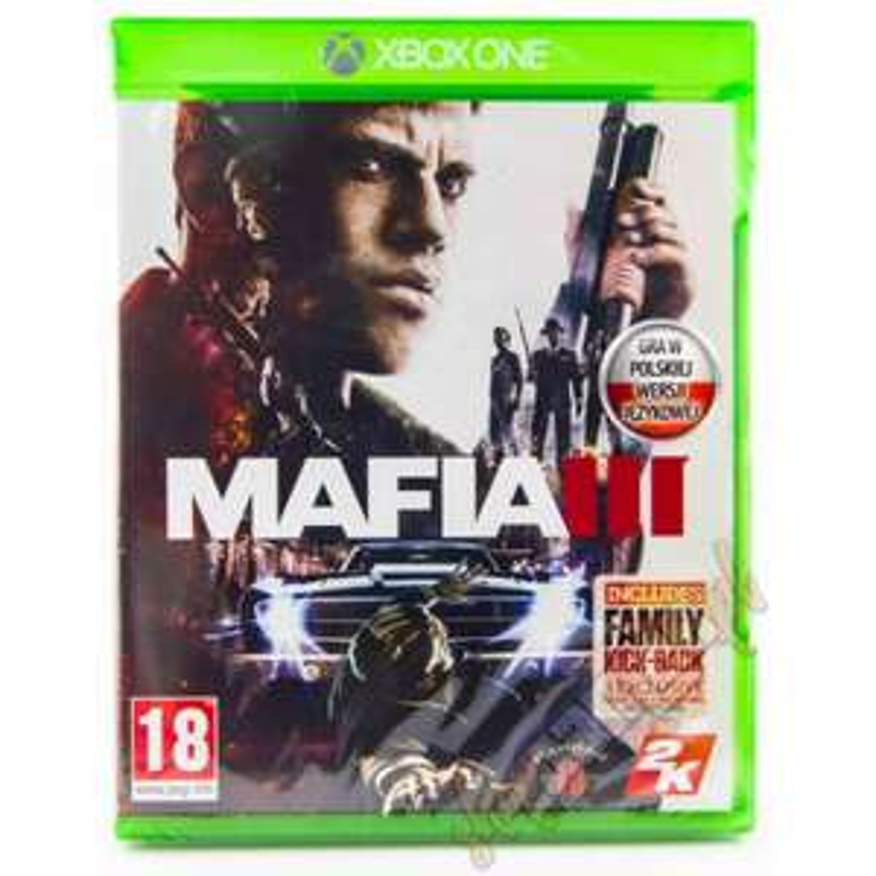 MAFIA III PL (NOWA) Xbox One