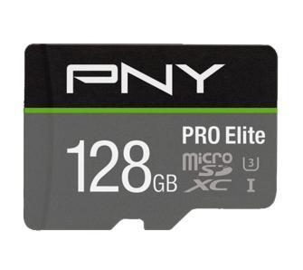 Karta pamięci PNY PRO Elite microSD 128GB, 100/90 MB, odbiór osobisty 0zł (także 32, 64 i 256 GB w promocji)