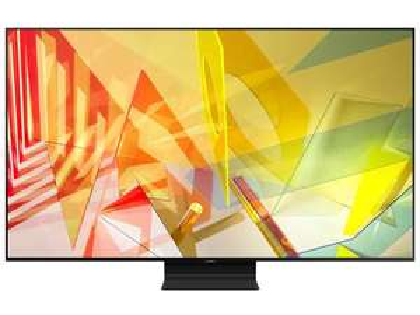 Telewizor 4k QLED Samsung QE65q90T (QE65q90TAT) w najniższej cenie po uwzględnieniu dodatkowego bonu 700 zł