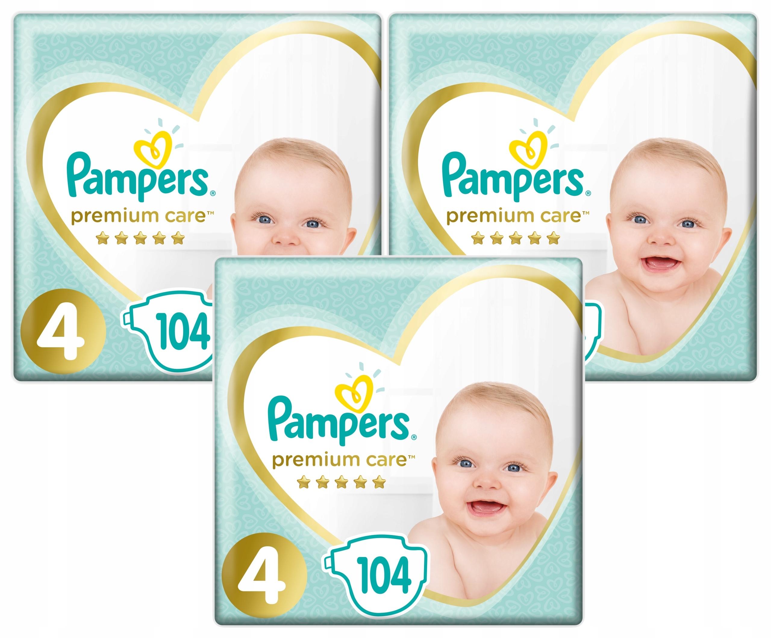 Pampers Premium Care 4 Maxi