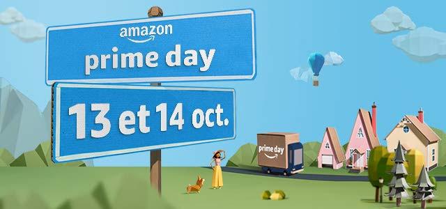 Amazon Prime Day 2020 - 13-14 października