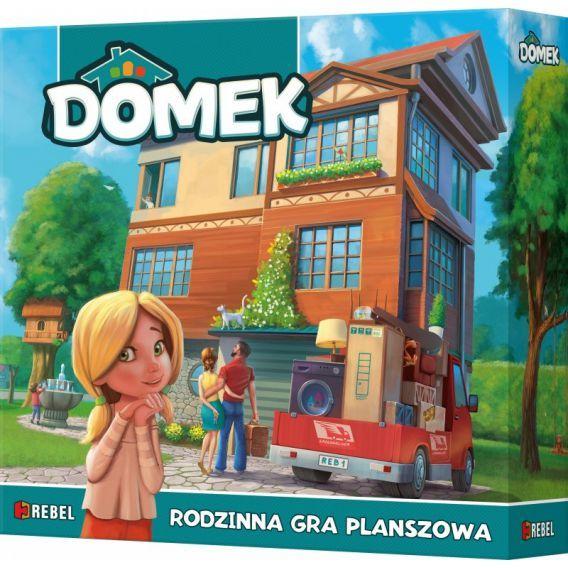 Gra planszowa Domek w Kaufland Kraków