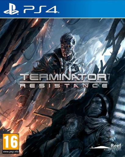 Terminator: Resistance PS4 PL
