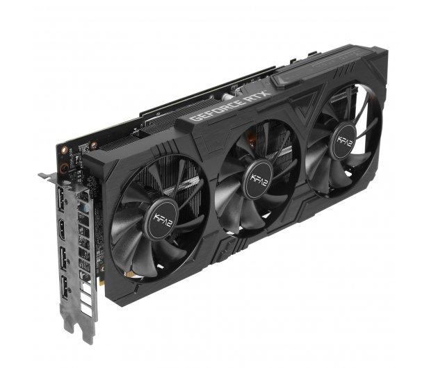 KFA2 GeForce RTX 2070 SUPER EX Gamer Black Ed 8GB GDDR6 karta graficzna + gra Rainbow Six za darmo na x-kom