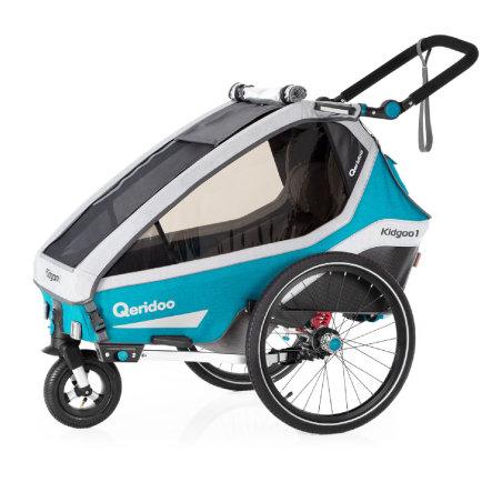 Przyczepka rowerowa Qeridoo Kidgoo1 za 2029zł @ Pink or Blue