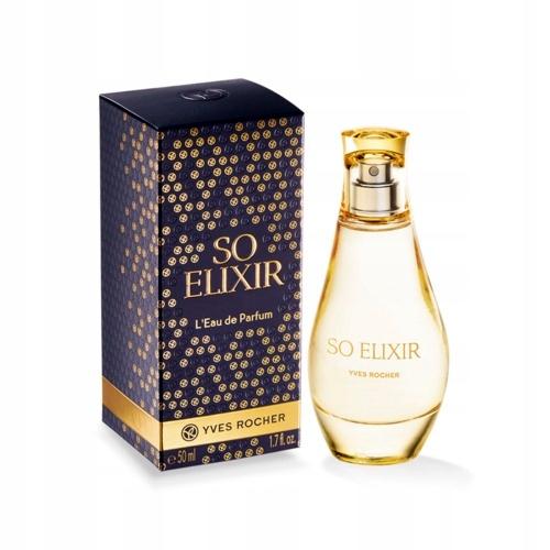 Woda perfumowana So Elixir 50 ml Yves Rocher