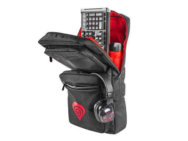 Plecak na laptopa dla gracza Genesis Pallad 300