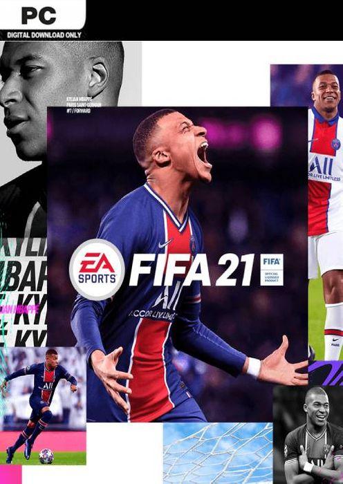FIFA 21 PC (Origin) - CDKeys