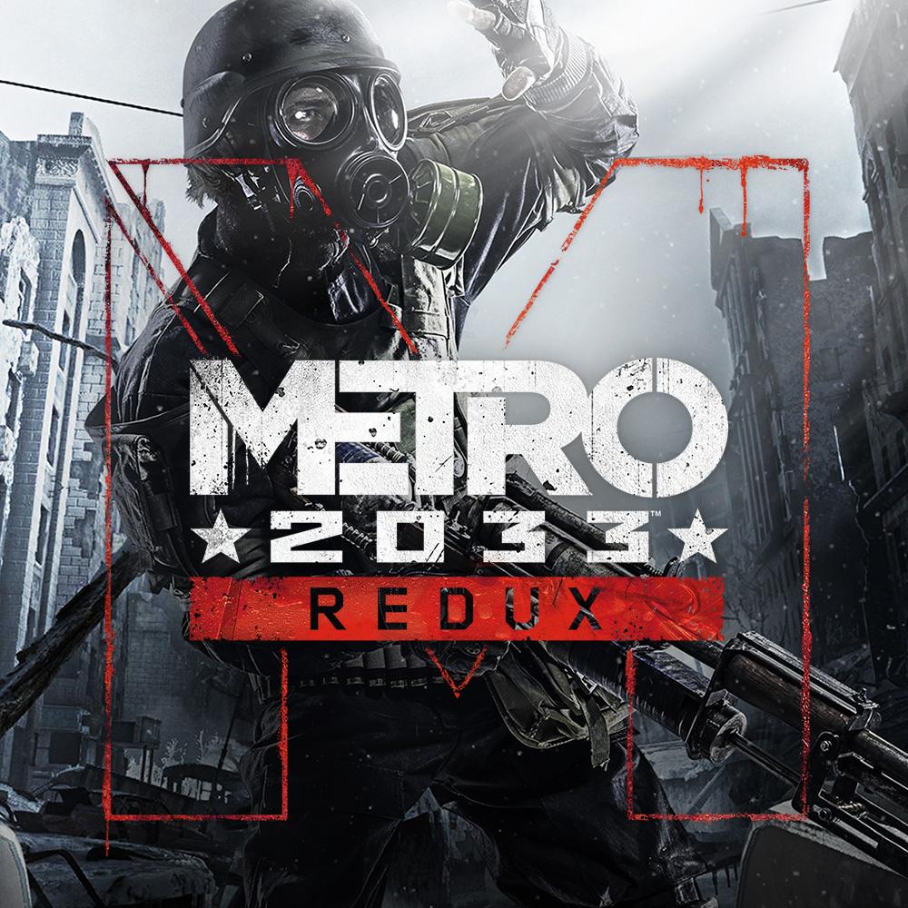Metro 2033 Redux i Metro: Last Light Redux - Nintendo Switch (eShop)