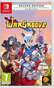 Promocje w Nintendo eShop - Wargroove, Severed oraz seria Saint's Row @ Switch