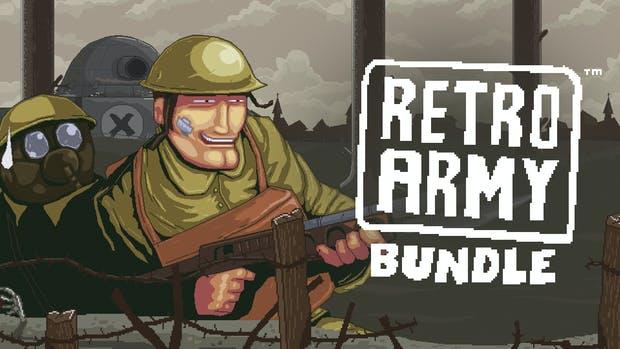 Retro Army Bundle @ Fanatical