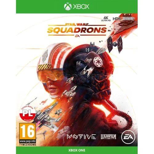 STAR WARS SQUADRONS XBOX ONE DLC PL lub koszulka gratis