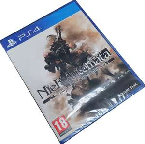 NIER AUTOMATA GAME OF THE YORHA EDTITION PS4
