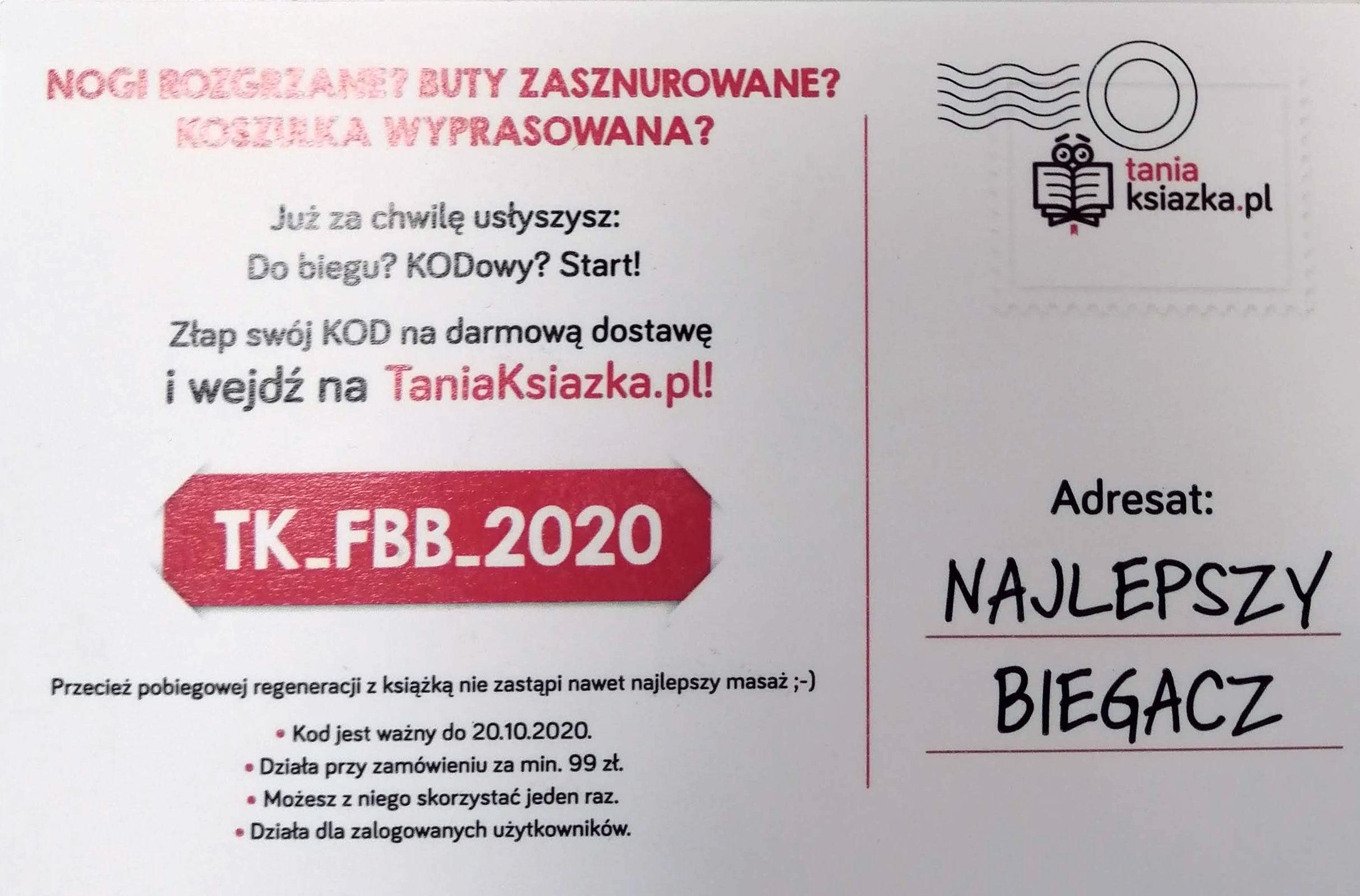 TaniaKsiazka.pl - darmowa dostawa