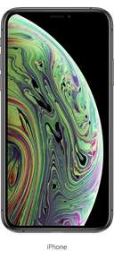 Apple iPhone XS 512GB Space Grey i SIlver