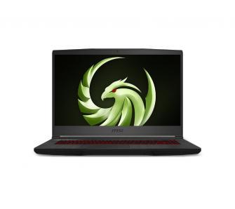 Laptop MSI Bravo 15 144Hz (Ryzen 5 4600H, 16GB ram, 512 GB ssd, RX5500M, win10) + cashback goodie 2,5%
