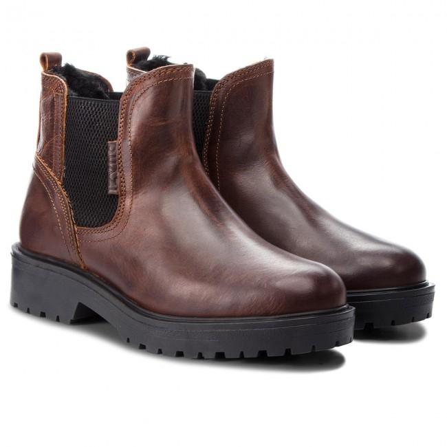Ocieplane buty QUAZI ze skóry licowej w @eObuwie - r. 37-40