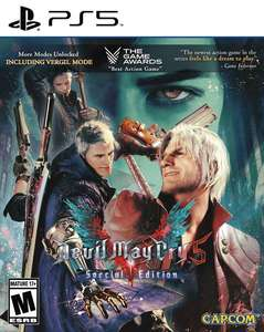 Devil May Cry 5 Special Edition (PS5, Xbox Series X) @Base