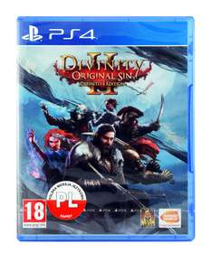 Divinity Original Sin II 2 PS4 PL Allegro Smart