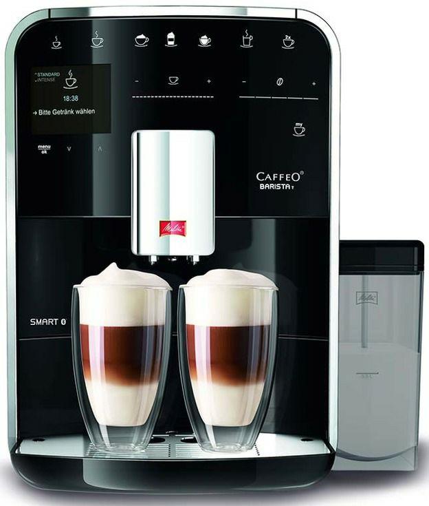 Ekspres do kawy Melitta F83-0-102 Barista T Smart czarny