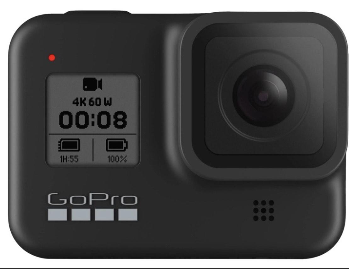 Kamera sportowa GoPro Hero 8 Black Go Pro WiFi 4K smartweek