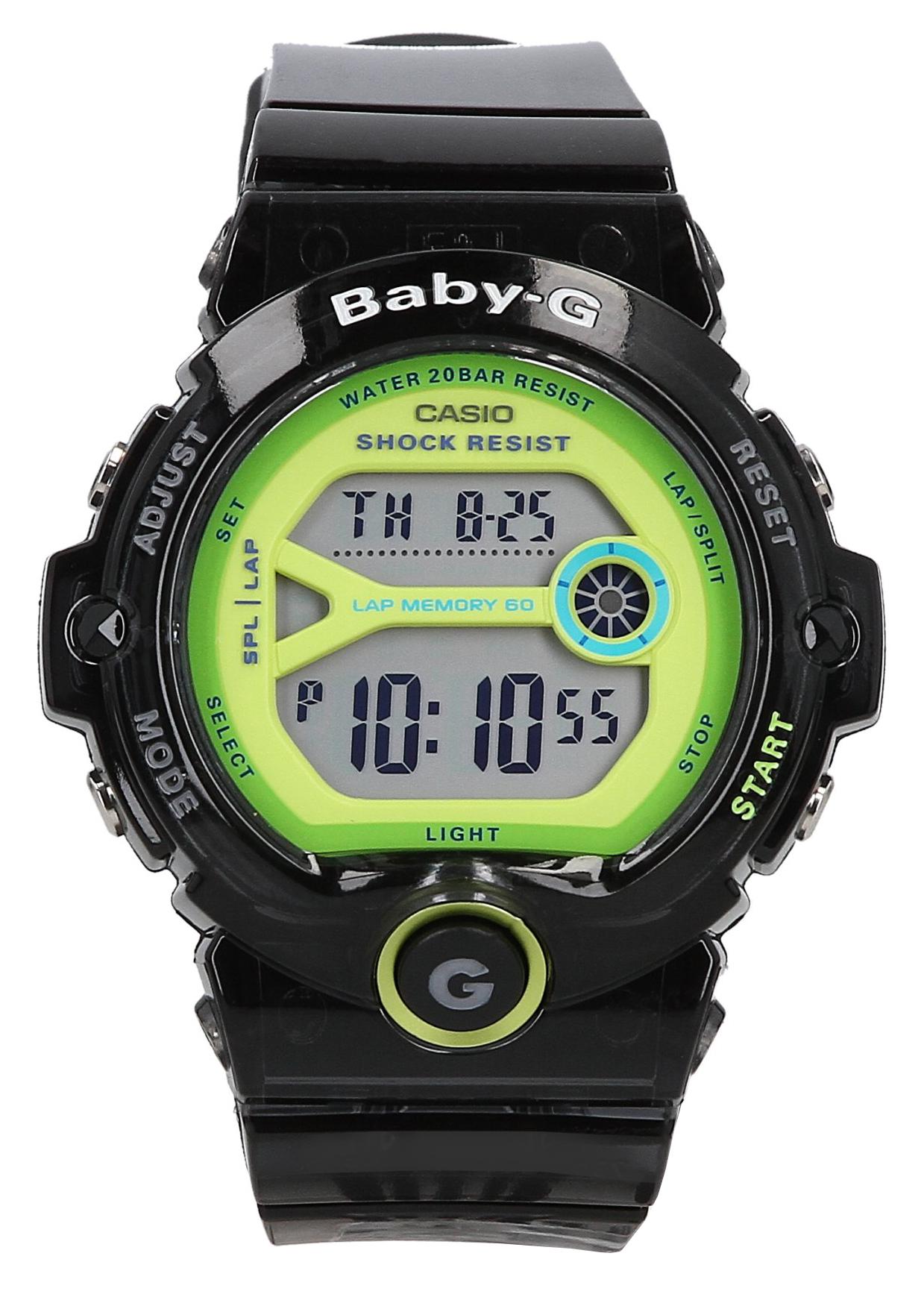 Zegarek damski CASIO BABY-G BG-6903-1BER czarny