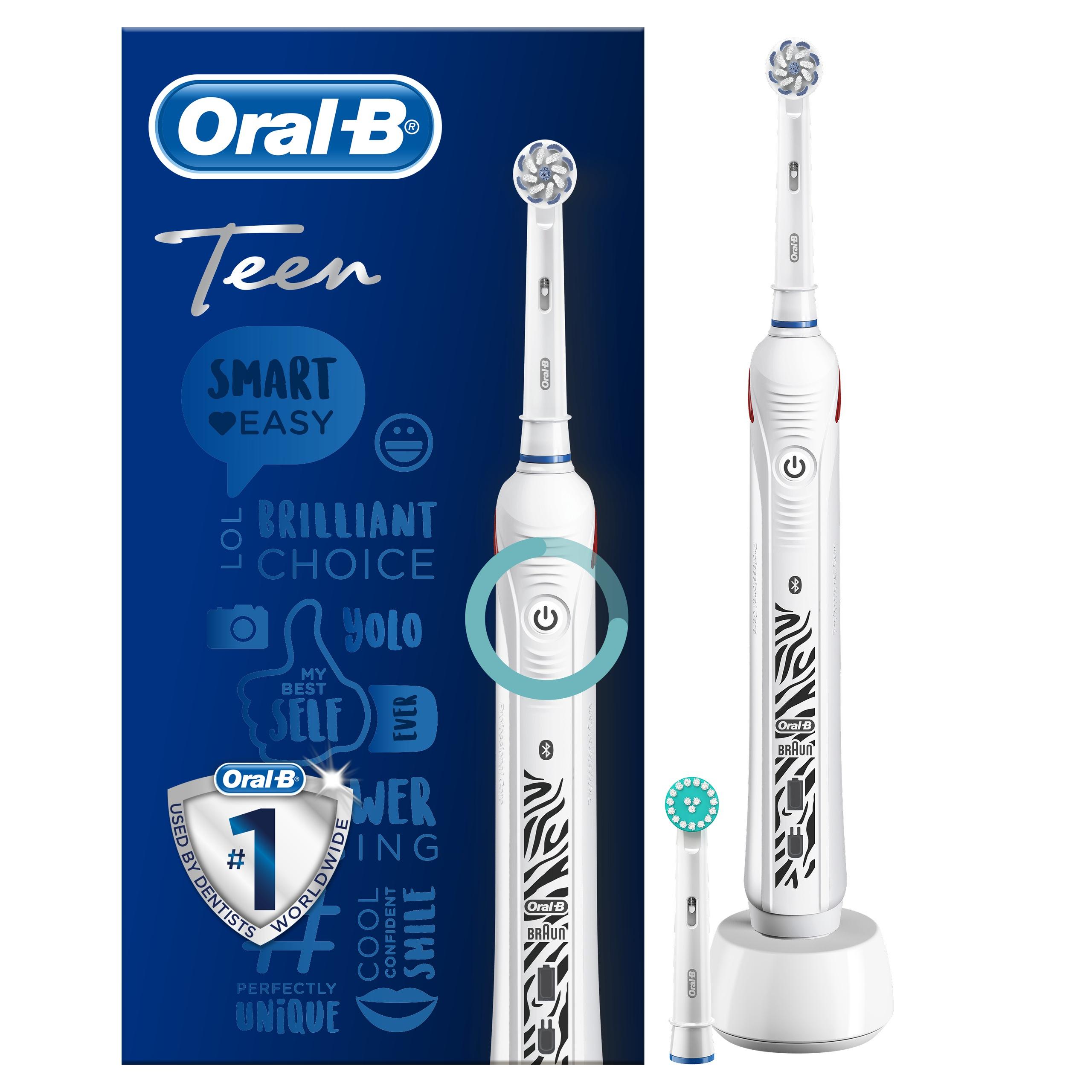 Elektryczna szczoteczka do zębów Oral-B Teen