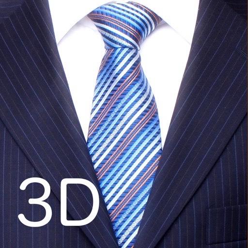 Tie a Necktie 3D Animated ios