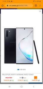 Samsung Galaxy Note 10+ 12 / 256GB